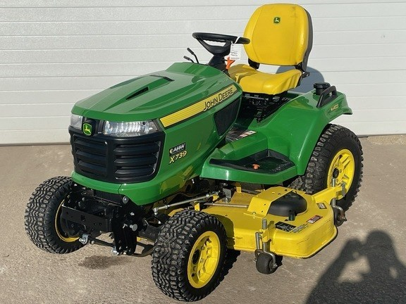 2019 John Deere X739 Riding Mower For Sale