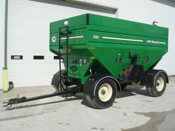 2008 J & M 540SD Gravity Box For Sale