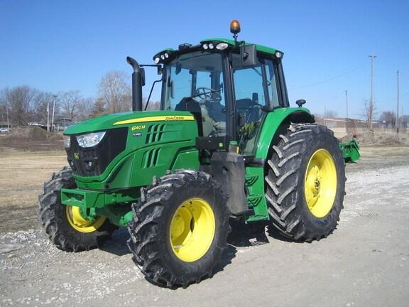 2020 John Deere 6140M Tractor - Row Crop For Sale