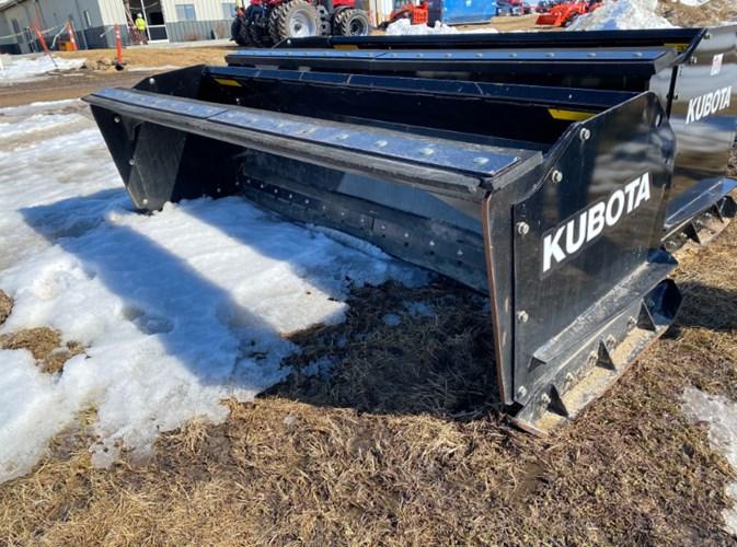 Kubota AP-SSP2596 Snow Pusher For Sale