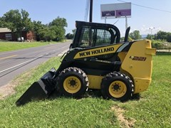 Skid Steer For Sale 2016 New Holland L221