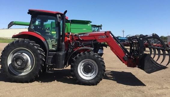 2017 Case IH PUMA 150 Tractor For Sale