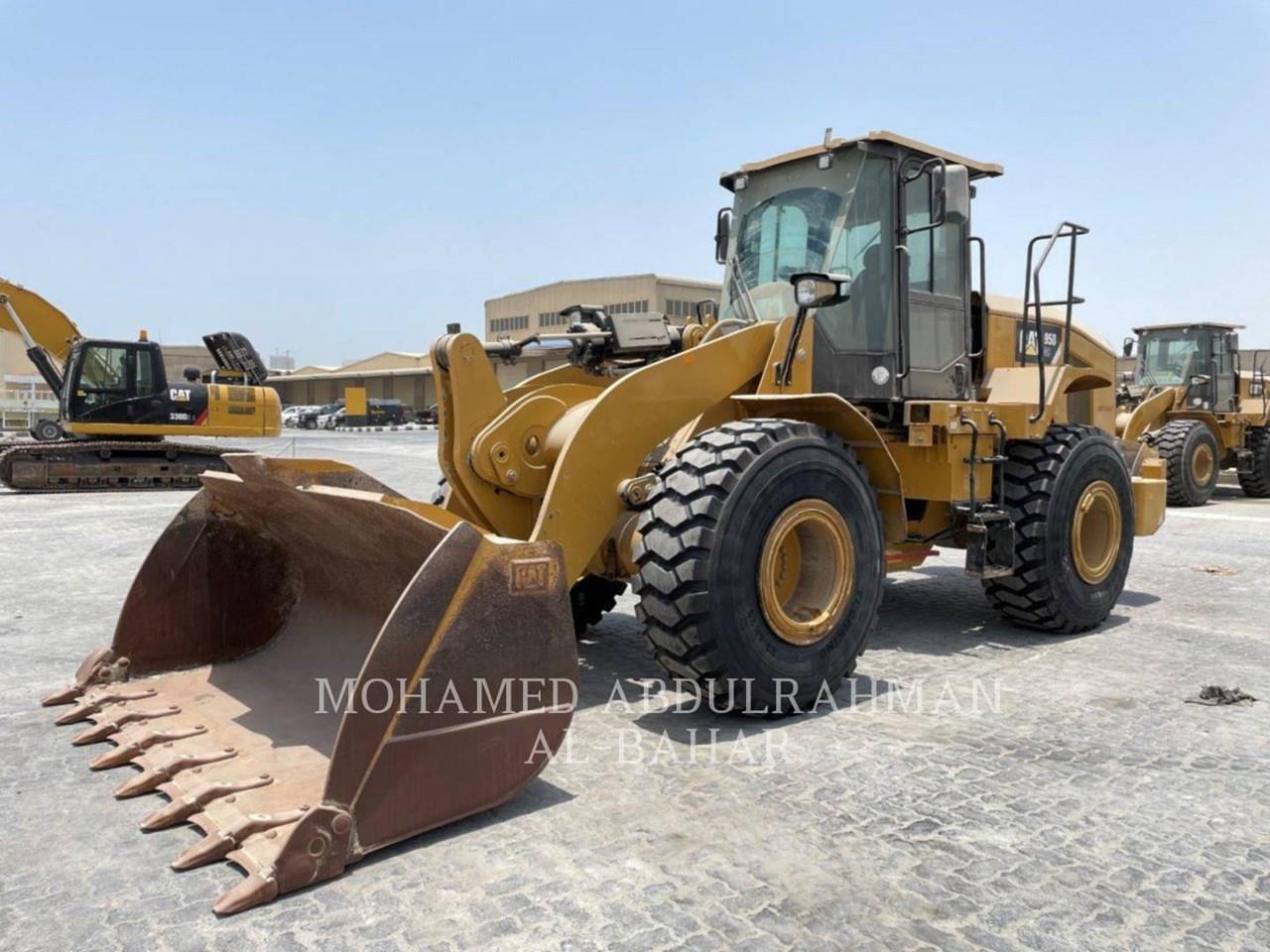 2018 Caterpillar 950 G C Image 1