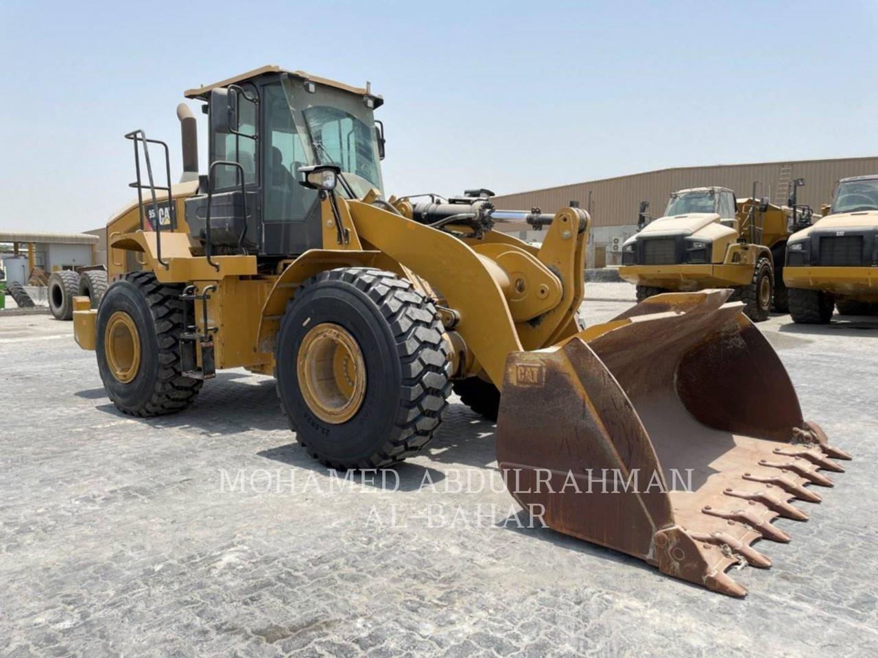 2018 Caterpillar 950 G C Image 6