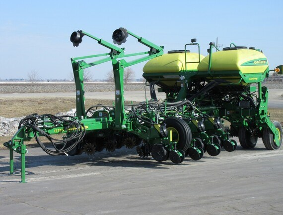 2018 John Deere 1775NT Planter For Sale