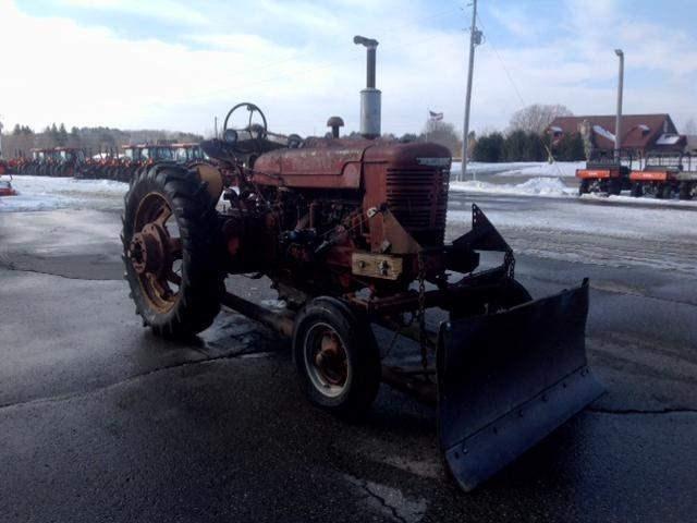1950 Farmall M Tractor For Sale