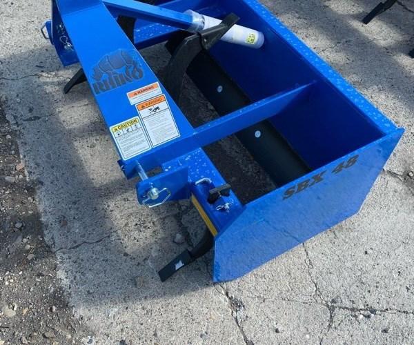 2021 Rhino SBX48 Box Blade Scraper For Sale