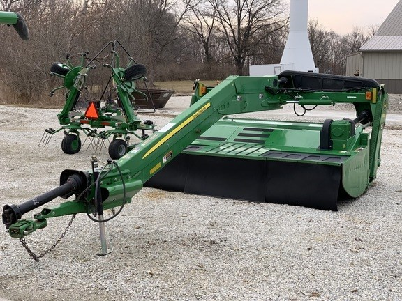 2014 John Deere 835 Mower Conditioner For Sale