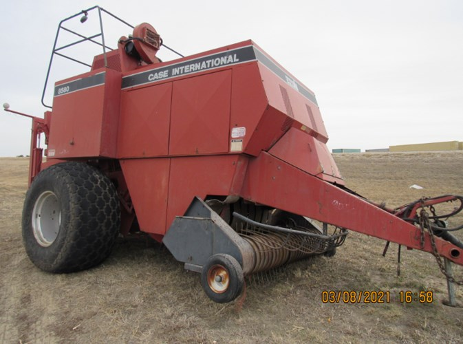 Case IH 8580 Baler-Big Square For Sale