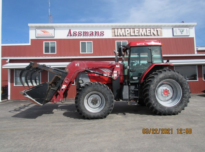 2006 McCormick MTX 120 MFD Tractor For Sale