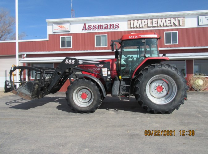 2006 McCormick MTX 150 MFD Tractor For Sale