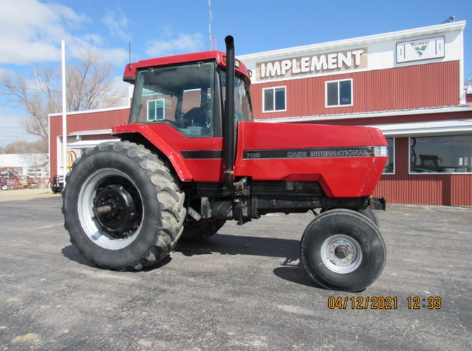 1992 Case IH 7120 Tractor For Sale