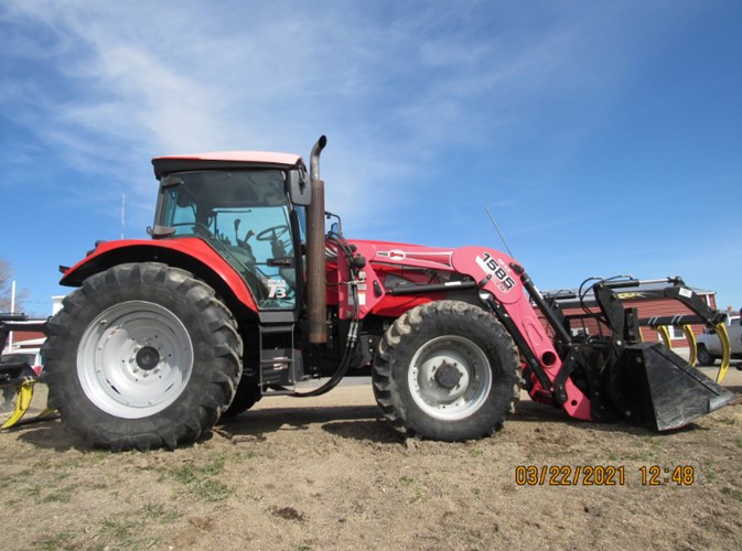 2013 McCormick MTX 120 MFD Tractor For Sale