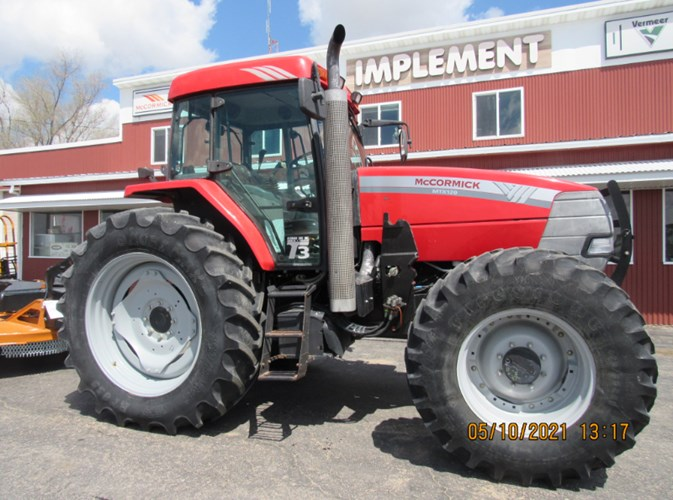 2008 McCormick MTX 120 MFD Tractor For Sale