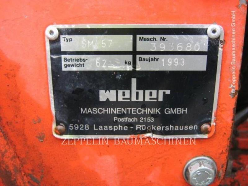 1993 Weber WEBER SM57 Image 2