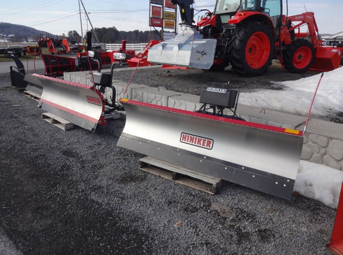 2019 Hiniker 752SS 9385 1750SS 7812SS Snow Blade For Sale