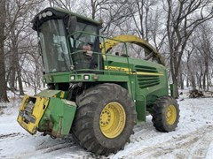 Forage Harvester-Self Propelled For Sale 2008 John Deere 7350