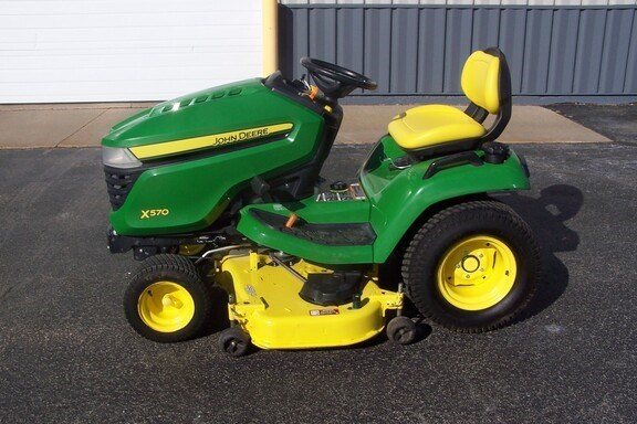 2016 John Deere X570 Riding Mower For Sale