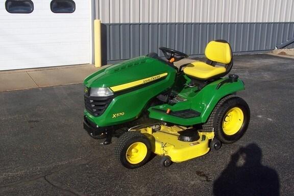 2018 John Deere X570 Riding Mower For Sale