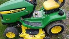 Lawn Mower For Sale 2013 John Deere X320 , 22 HP