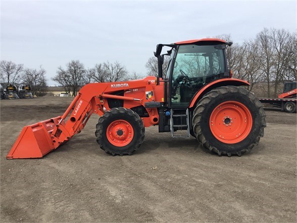 2019 Kubota M6-131 Tractor For Sale