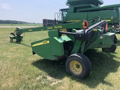 Mower Conditioner For Sale 2015 John Deere 956