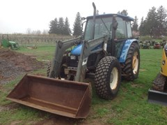 Tractor - Utility For Sale 1996 New Holland 6635 , 85 HP