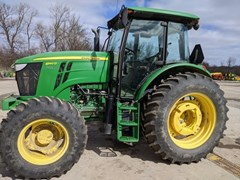 Tractor - Utility For Sale 2014 John Deere 6140D , 138 HP