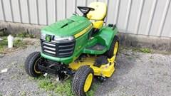 Lawn Mower For Sale 2020 John Deere X758 , 24 HP