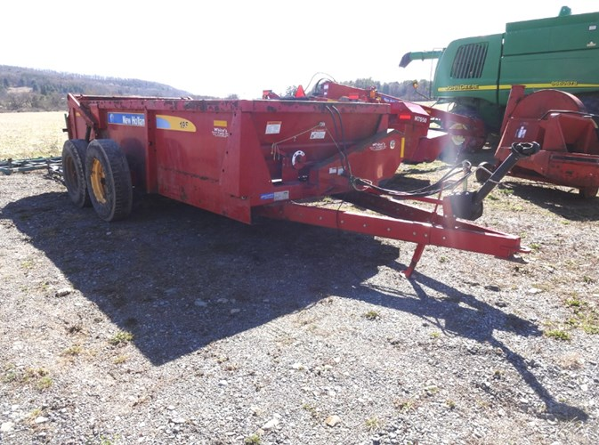 2015 New Holland 195 Manure Spreader-Dry/Pull Type For Sale