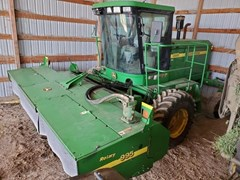 Windrower For Sale 2004 John Deere 4995