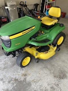 Lawn Mower For Sale 2010 John Deere X320 , 22 HP