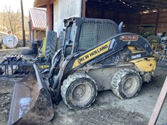 Skid Steer For Sale 2012 New Holland L223