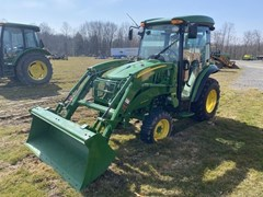 Tractor - Compact Utility For Sale 2014 John Deere 3046R , 46 HP