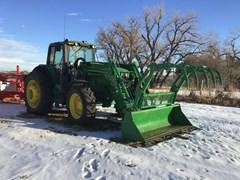 Tractor - Row Crop For Sale 2019 John Deere 6155M , 155 HP