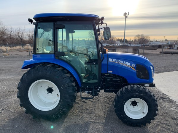 2021 New Holland BOOMER 50 T4B Tractor - Compact Utility For Sale