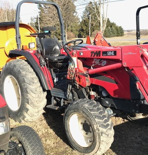 TYM 450 Tractor - Compact Utility For Sale