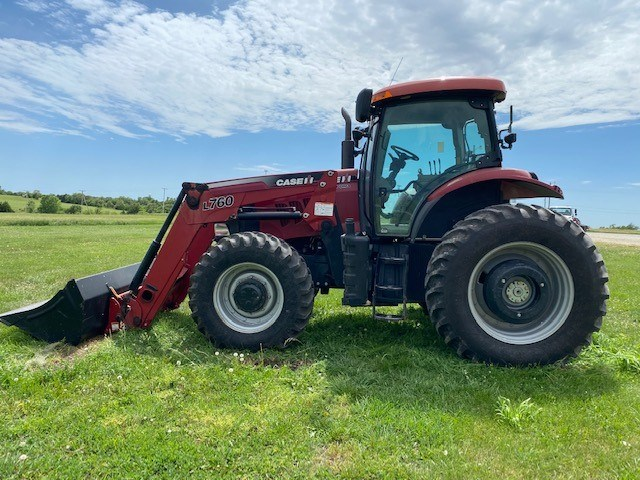 2010 Case IH Puma 125 Tractor For Sale