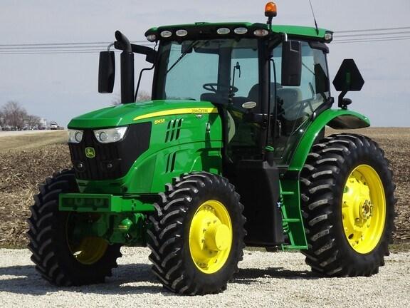 2018 John Deere 6145R Tractor - Row Crop For Sale