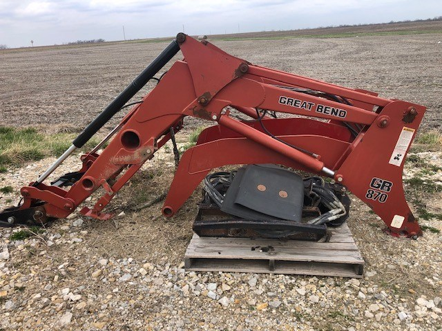 G B 870 Attachments For Sale