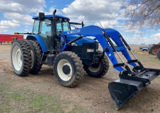 2005 New Holland TM175 Tractor For Sale