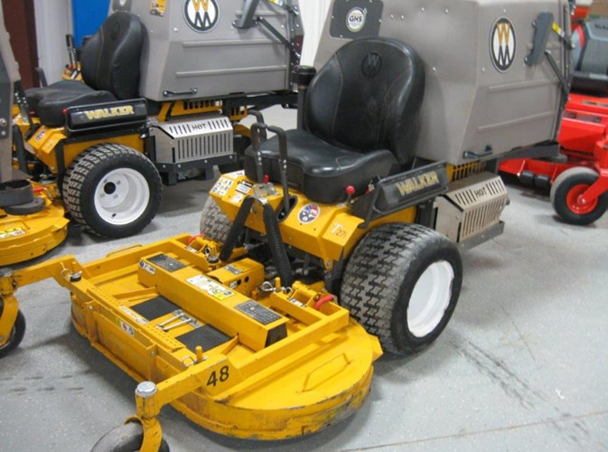 2020 Walker MT27IGHSA Zero Turn Mower For Sale