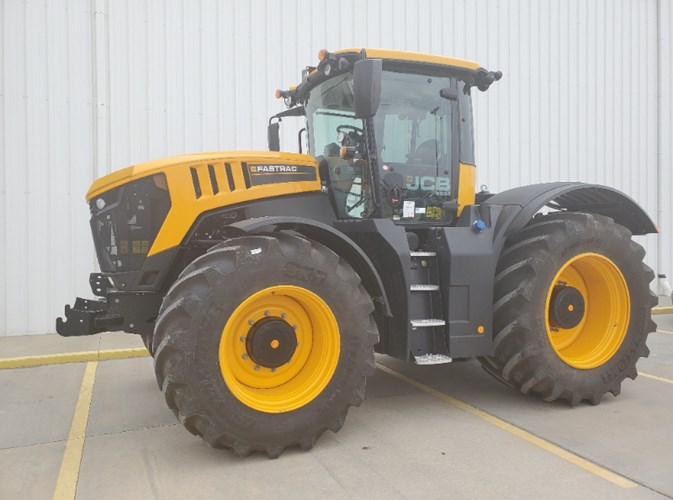2021 JCB 8330W Tractor For Sale