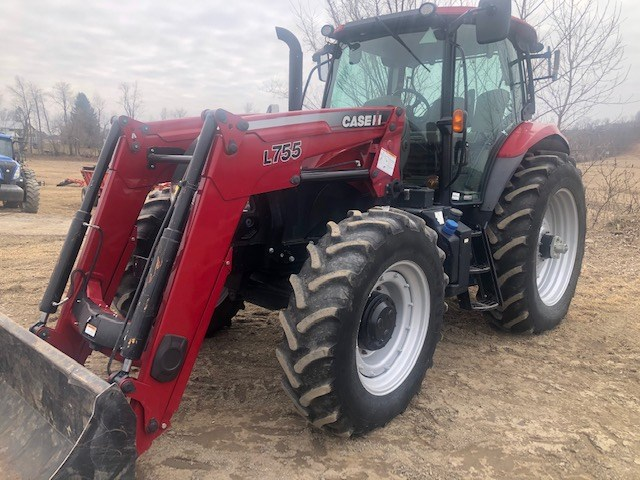 2017 Case IH MAXXUM 150 Tractor - Utility For Sale