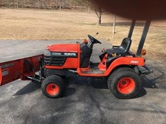 Tractor - Compact Utility For Sale 2002 Kubota BX2200D , 22 HP