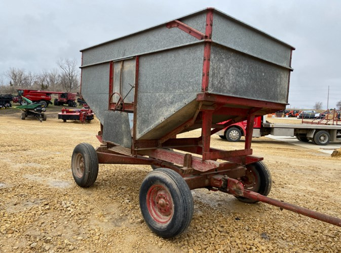 Heider 250BU Gravity Box For Sale