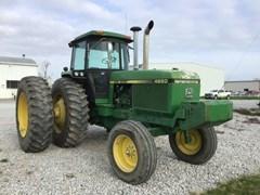 Tractor - Row Crop For Sale 1986 John Deere 4850