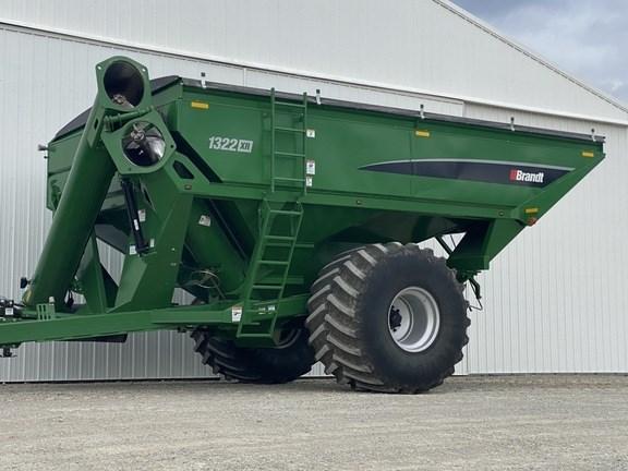 2019 Brandt 1322XR Grain Cart For Sale