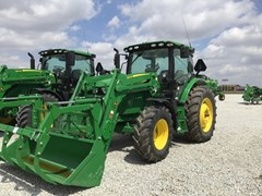 Tractor - Utility For Sale 2019 John Deere 6130R