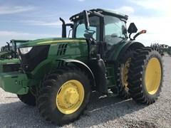 Tractor - Row Crop For Sale 2019 John Deere 6195R